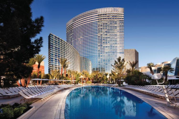 Отели Лас-Вегаса ARIA