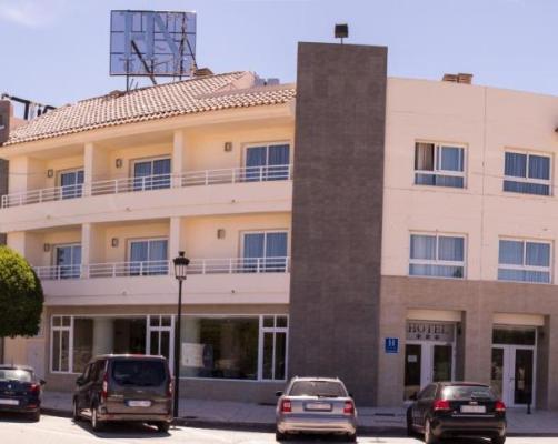Hotels In Laroya Andalucía