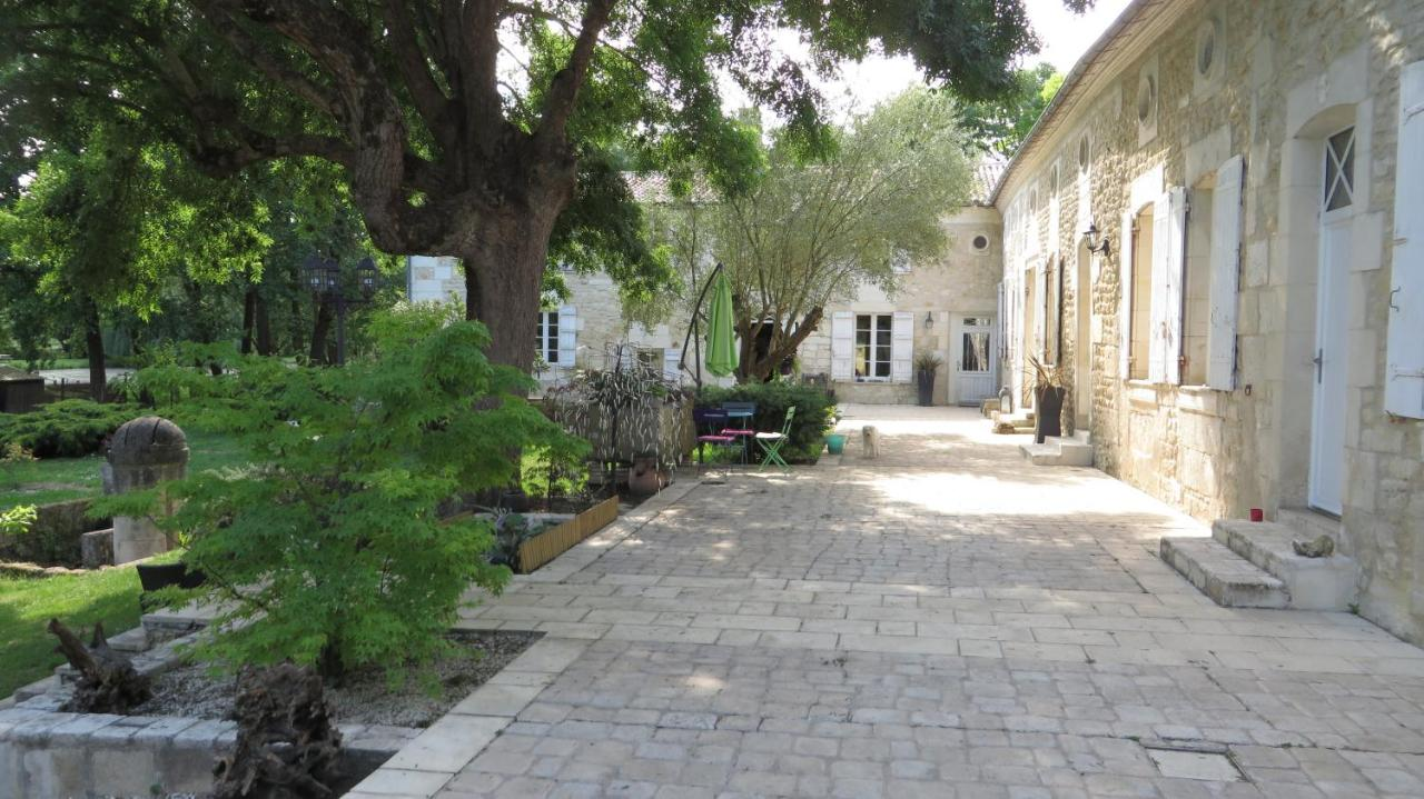 Charming Bed And Breakfasts In Pérignac Charente Maritime Poitou Charentes