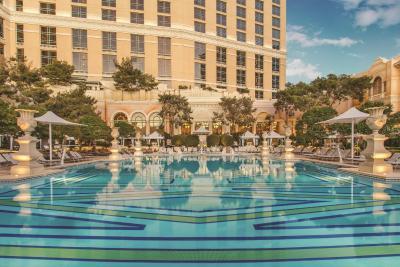 Bellagio Las Vegas Hotel NV  Bookingcom