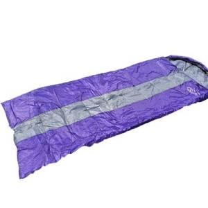 ถุงนอน 250 แกรม สีม่วง