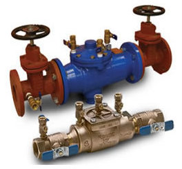 Back Flow Service T Mark Plumbing Heating Cooling