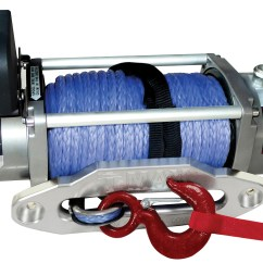 T Max Winch Remote Control Wiring Diagram Usb Header 11000lb 12v Electric Spooled With Synthetic