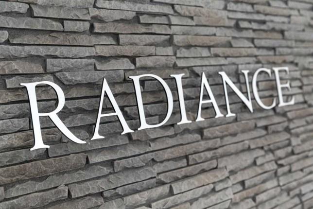ウェディング事業のRADIANCE様のホームページ撮影