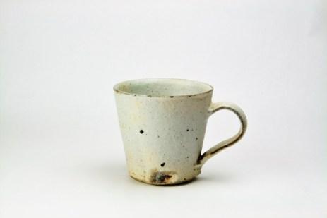 K-7 粉引マグカップ
