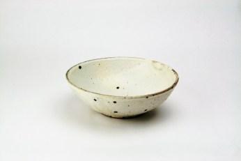 K-14b 粉引5寸取り鉢(丸)