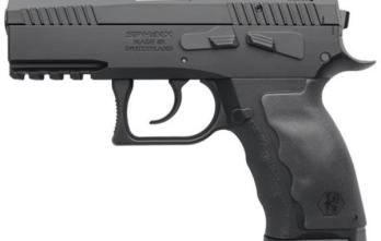 Sphinx SDP Compact ALPHA 9mm Pistol – Black | 15rd  S4WWSXXE011