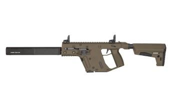 KRISS VECTOR – .45ACP Carbine 16″ | FDE (KV45-CFD20)