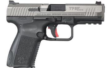 CANIK TP9SF Elite-S | Tungsten Grey | 9mm | 15rd (HG3899T-N)