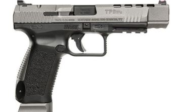 CANIK TP9SFX | Tungsten Grey | 9mm | 20rd (HG3774G-N)