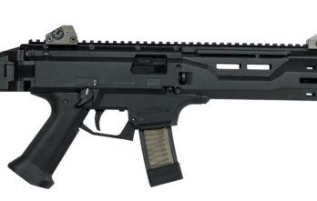 CZ SCORPION EVO 3 S1 Carbine | Black | 9mm | 20rd | (08505)