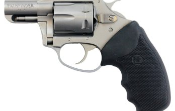 CHARTER ARMS – Pathfinder .22LR Revolver   Stainless Steel   6rd   2″ (72224)