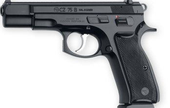 CZ 75B | Black | 9mm | 16rd (91102)