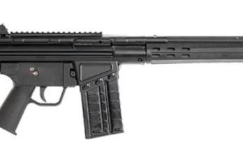 CENTURY RI2253X C308 SEMI-AUTOMATIC 308 WINCHESTER/7.62 NATO 18″ MB 20+1 POLYMER STK BLACK