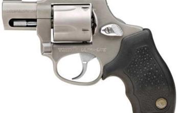 TAURUS IB .380 ACP Revolver (M380IBULSS) M380 IB 380ACP SS 1.75″ 5RD 2-380129UL REVOLVER 380 ACP