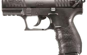 Walther P22QD 22LR 10+1 (5120500)