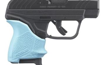 RUGER (RULCP-II-HT) LCP II 380ACP HOGUE TURQUOISE 6+1 3774 | POCKET HOLSTER & 1 MAG