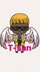 T-san