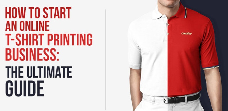 T-shirt Printing Business beginners Guide