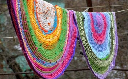 Tshirt yarn  recycled materials  Tshirtyarn Blogcom
