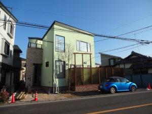 さいたま市西区モデルハウス