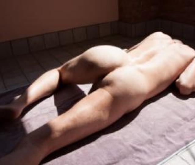 It Boy Naked Sunbathing