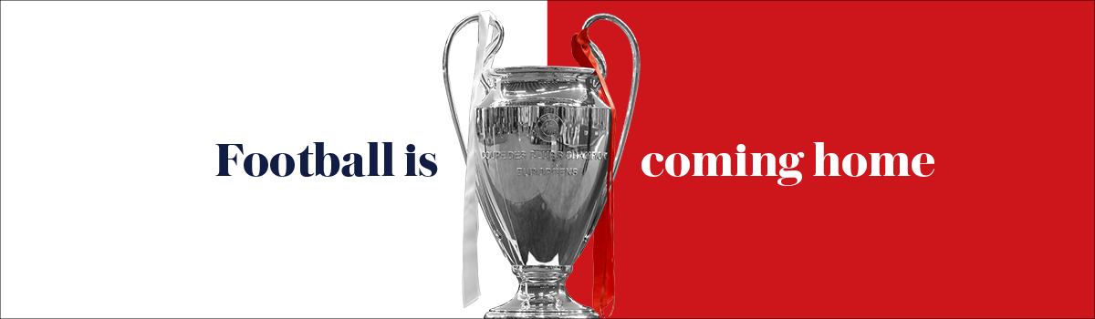 Football is coming home