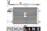 Chłodnica klimatyzacji - skraplacz BEHR HELLA SERVICE (8FC351301-041)