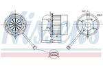 Silnik elektryczny, dmuchawa wewnętrzna