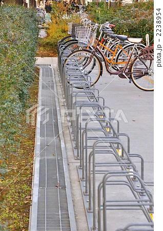 駐輪場の寫真素材 [2238954] - PIXTA