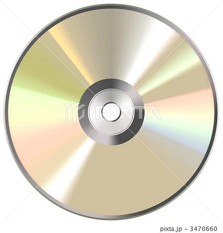CDのイラスト素材 [3470660] - PIXTA
