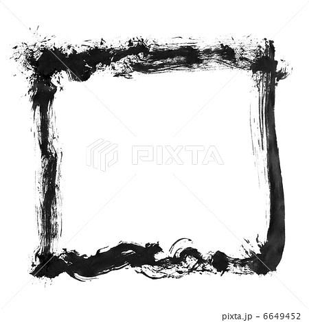 墨素材のイラスト素材 [6649452] - PIXTA