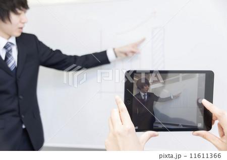 會議を撮影の寫真素材 [11611366] - PIXTA