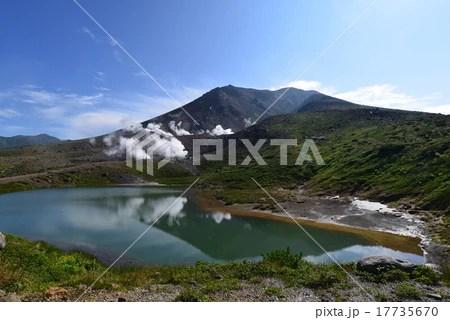 大雪山旭岳の寫真素材 [17735670] - PIXTA