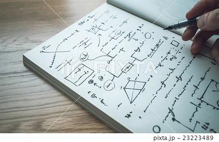 図解の寫真素材 [23223489] - PIXTA
