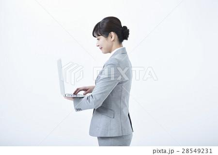 女性一人職業イメージの寫真素材 [28549231] - PIXTA