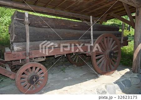 荷馬車の寫真素材 [32623175] - PIXTA