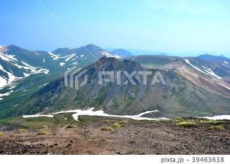 初夏の大雪山の寫真素材 [39463638] - PIXTA