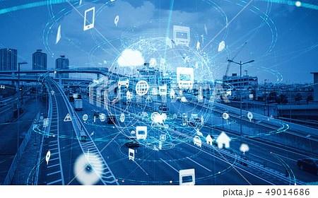 交通と技術の寫真素材 [49014686] - PIXTA