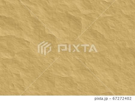 紙 クラフト紙 茶色 ベージュ 背景 イラストのイラスト素材 [67272402] - PIXTA