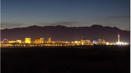 Henderson NV Home For Sale With Strip  Mountain Views
