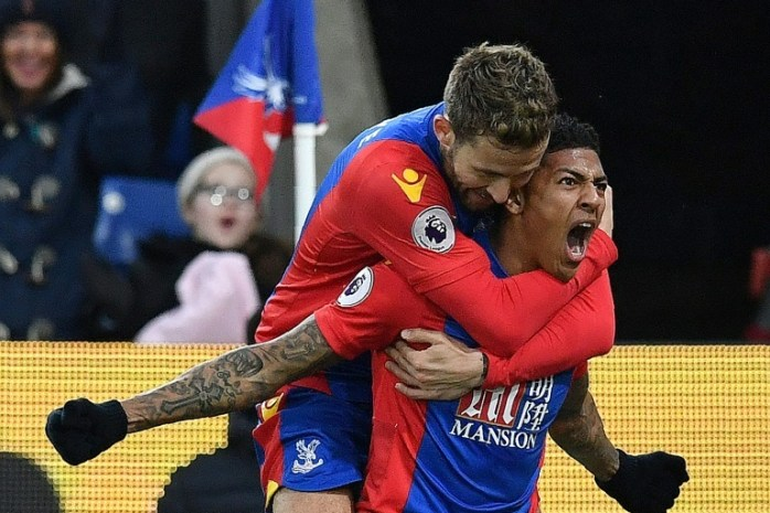 Van Aanholt said his time at Chelsea left him considering quitting the game. AFP