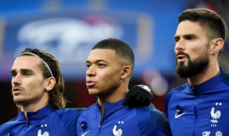 Theanalyst.com · football · american football · basketball. France S Fearful Xi If Mbappe Goes To The Olympic Games