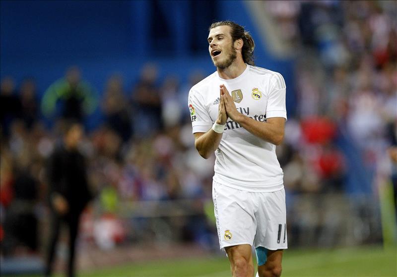 Pin El Delantero Gales Del Real Madrid Gareth Bale Efe Archivo