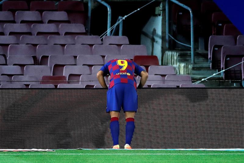 Luis Suárez quiere seguir en el Barça