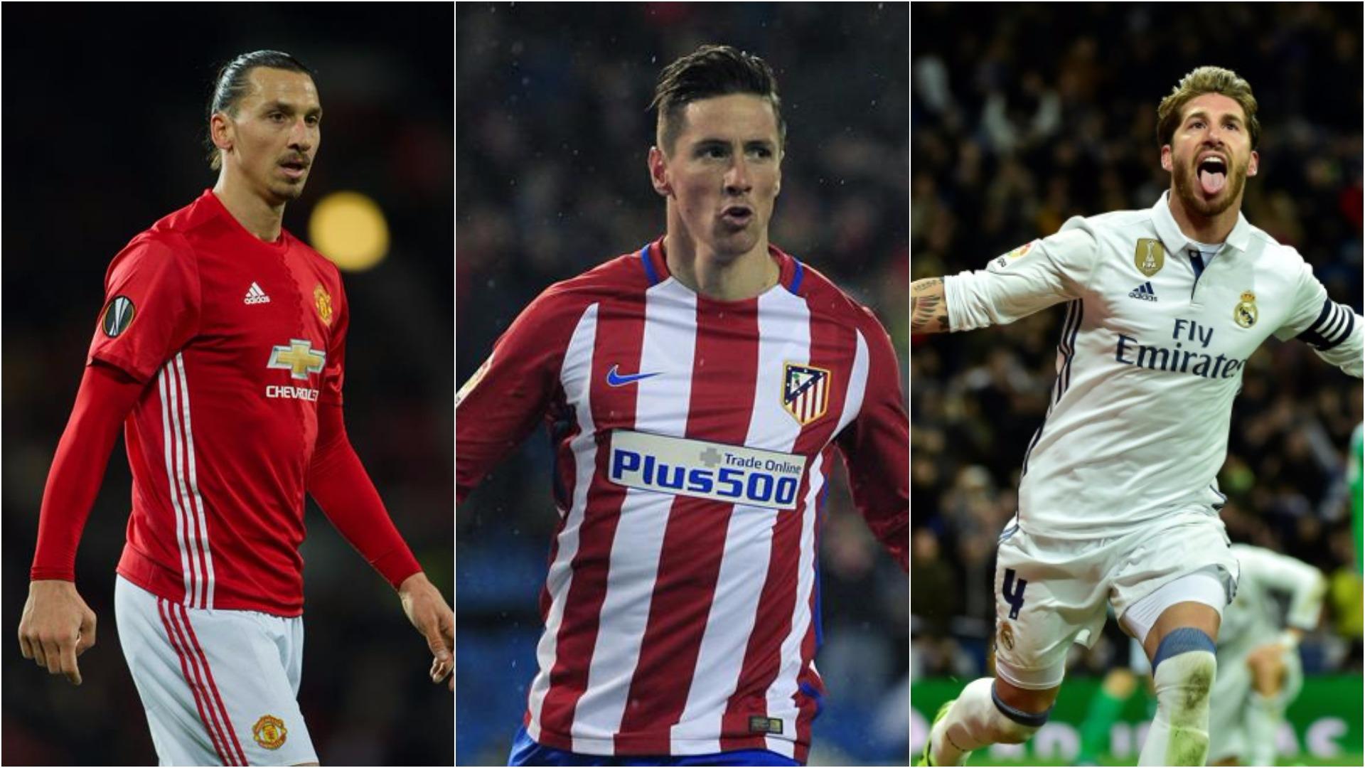 Varias Estrellas Del Fútbol Explican El Significado De Sus Tatuajes
