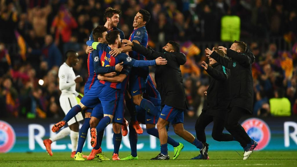 chesterfield wigan sofascore leather sofa tan besoccer daily football news from all over the world barcelona s comeback against psg in 2017 was perhaps greatest of them goal