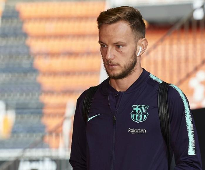 Ivan Rakitic will miss Croatia's Nations League clash against England. GOAL