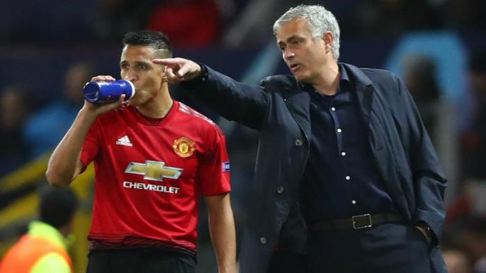 Sanchez doesn't want out of United