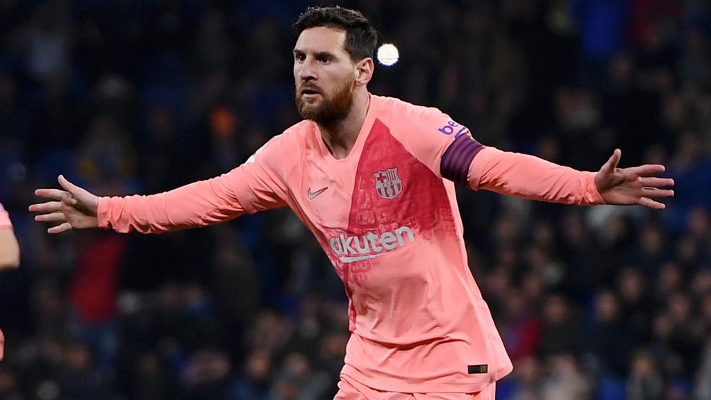 Ballon d'Or is a lie – Alba says Messi is world's best.